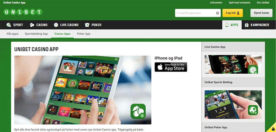 Unibet-Casino_mobil-og-app