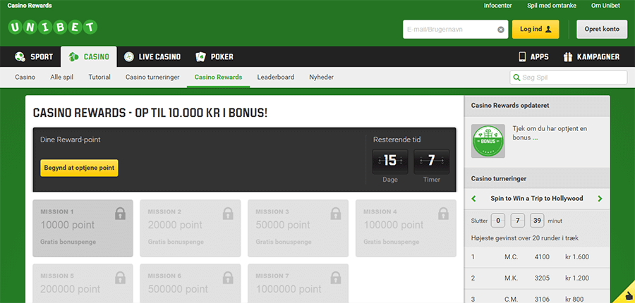 Unibet-Casino_rewards