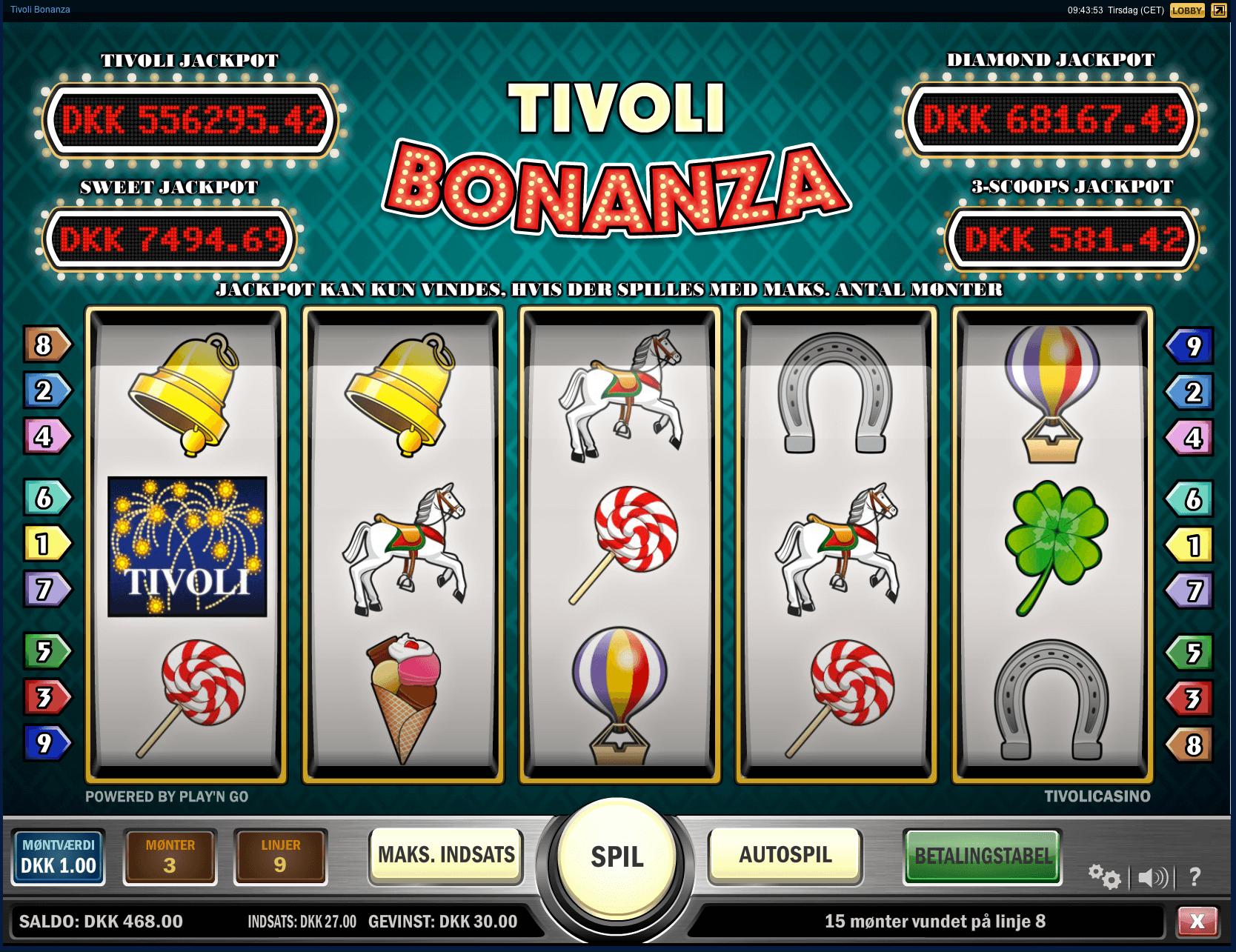 casino ved tivoli