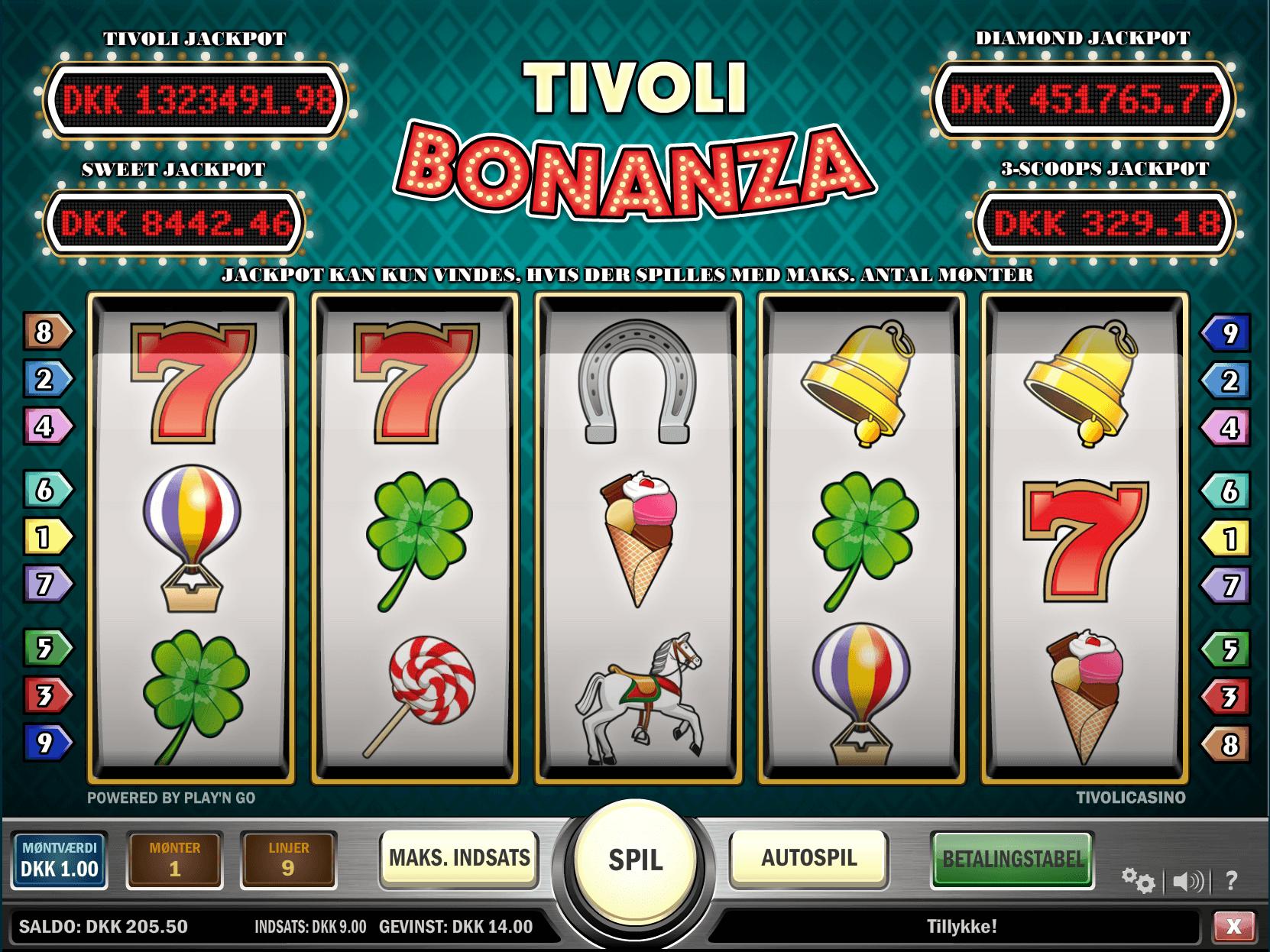 SunTide Slots - spil online spilleautomater gratis