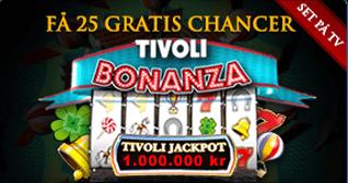 tivoli casino 33 free spins