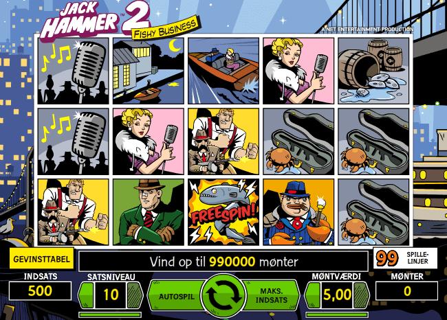 Spil på Jack Hammer 2