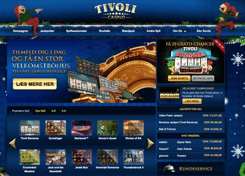 online kasino når du registrerer deg