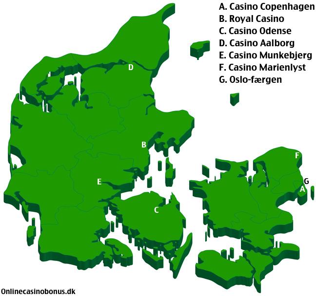 Casinoer i Danmark