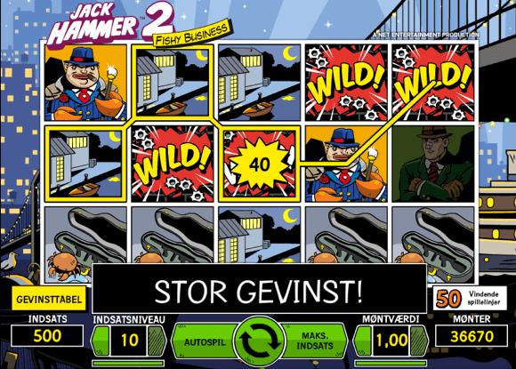 spilleautomater uden vulkan