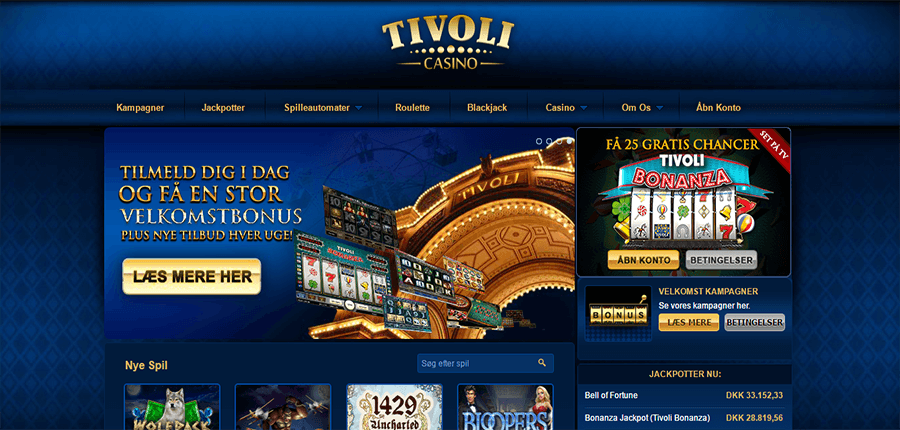 tivoli casino på ipad