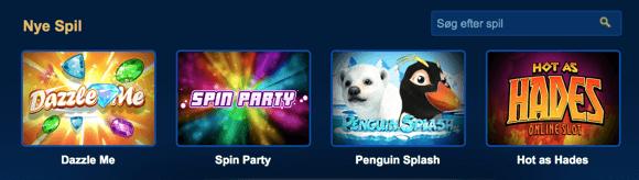 Penguin Splash slot – spil online spil gratis