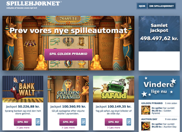 Ingen download slots - Spil browser og Flash spilleautomater