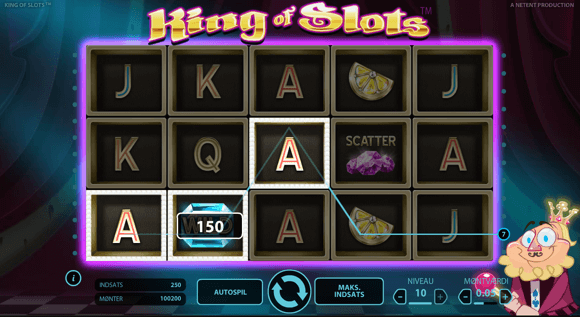slots online de king of casino