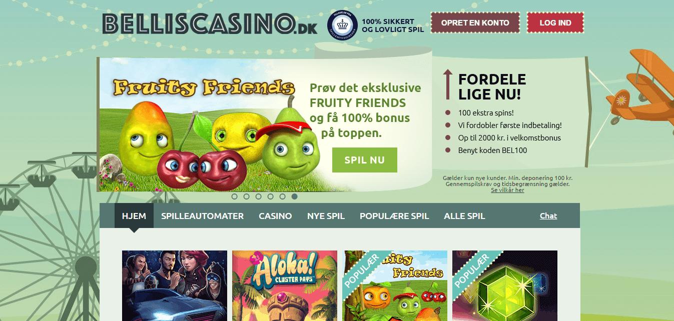 Bellis-Casino_forside