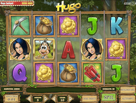 Hugo jackpot, Royal Casino