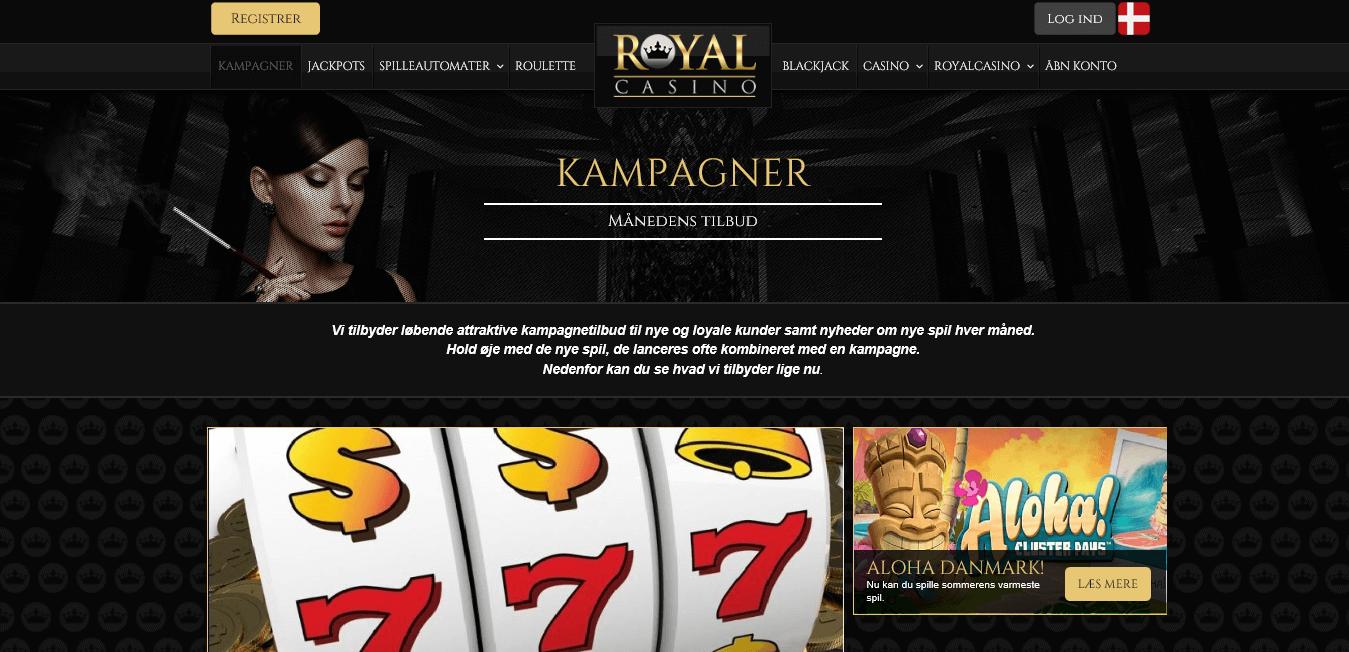 Royal-Casino_Kampagner