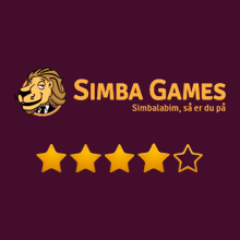Simba Games bonuskode