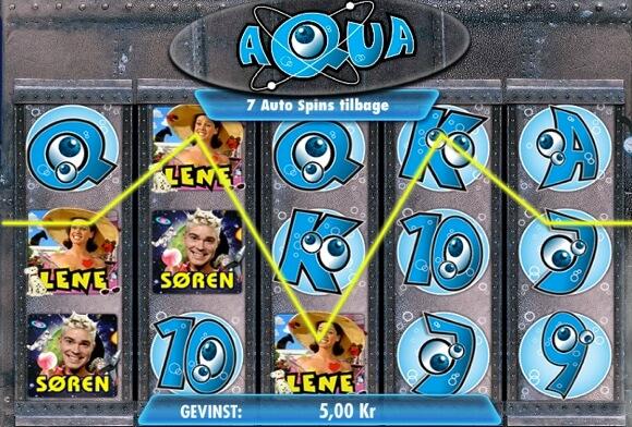 Aqua Automaten