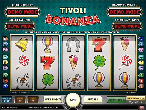 Genie Wild online spilleautomat - spil online gratis i dag