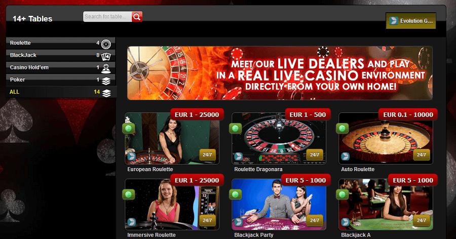 Next Casino anmeldelse