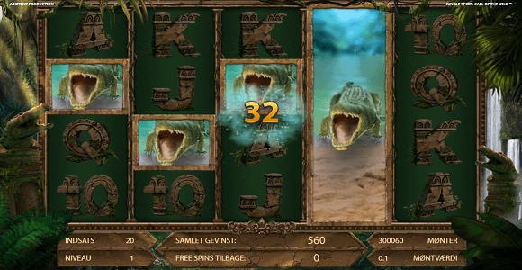 Jungle Spirit spilleautomat