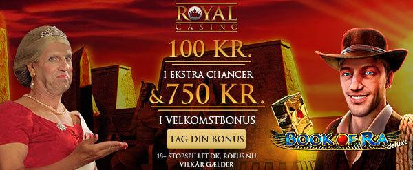 Royal Casino bonus 2020