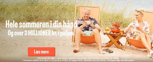 sommer-kampagne hos leovegas