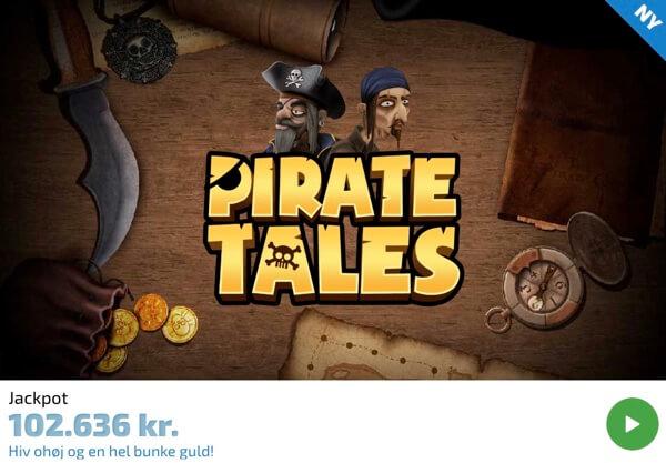 spil pirate tales hos spilnu