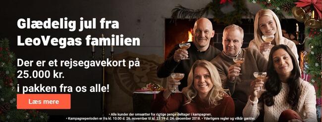 leovegas julekalender 2018