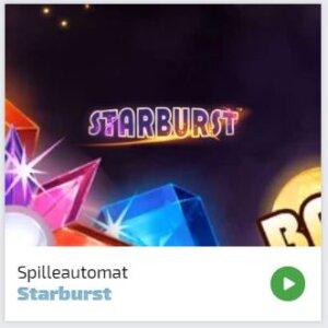 Free starburst game