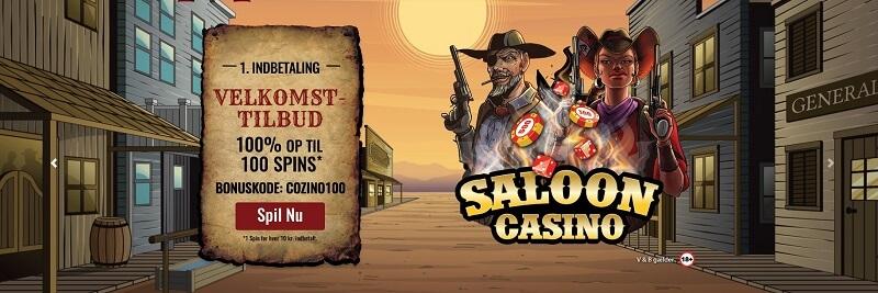 Cozino Casino Bonus