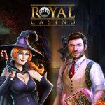 Royal Casino Halloween