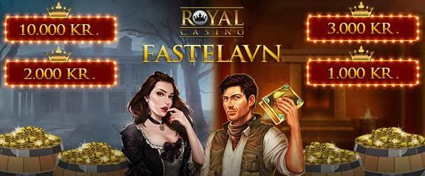 Royal Casino kampagne