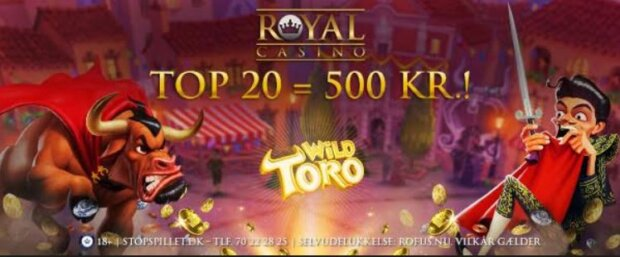 Royal Casino turnering