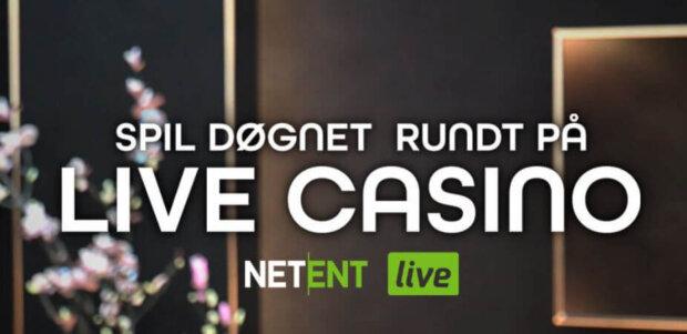 Rød25 live casino