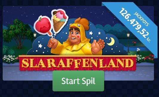 Slaraffenland spilleautomat