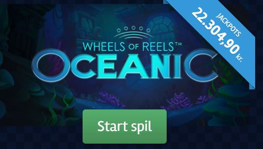 Oceanic spilleautomat