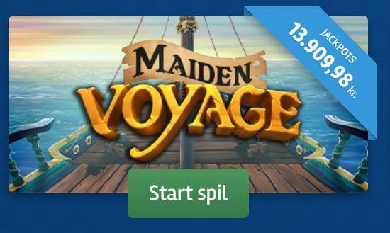 Maiden Voyage Spilleautomat