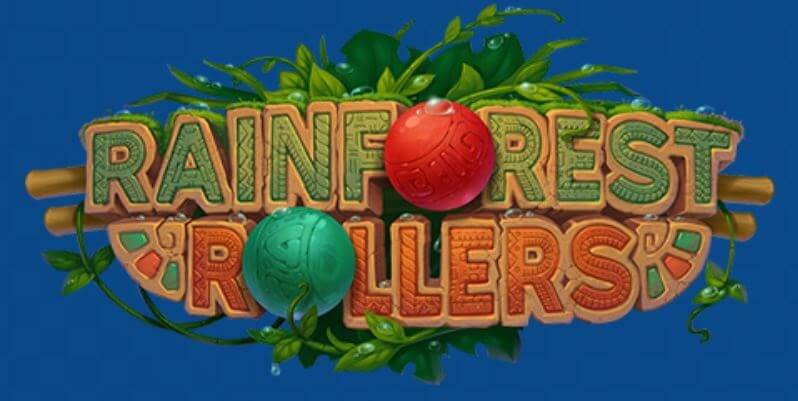 Rainforest Rollers spilleautomat