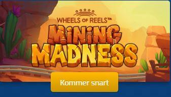 Mining Madness spilleautomat